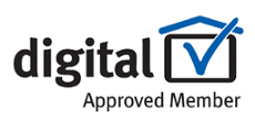 Digital Tick Logo